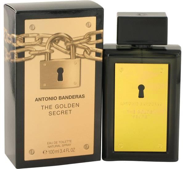 perfume The Golden Secret Cologne