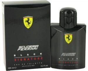 Ferrari Scuderia Black Signature Cologne, de Ferrari · Perfume de Hombre