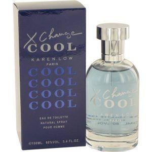 Xchange Cool Cologne, de Karen Low · Perfume de Hombre