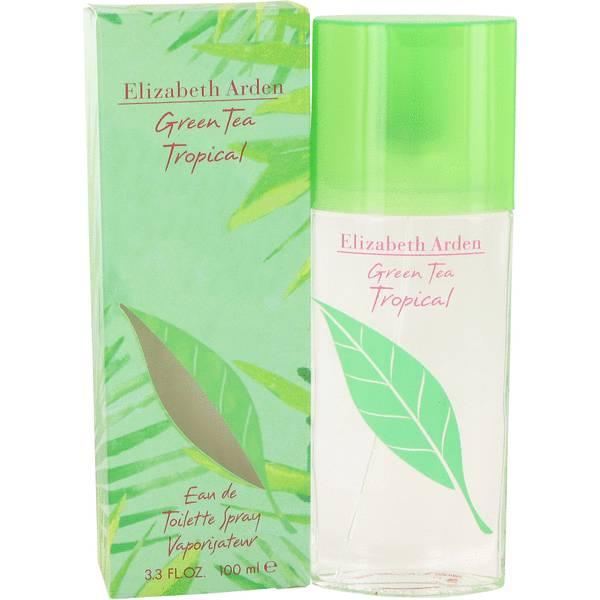 perfume Green Tea Tropical Perfume