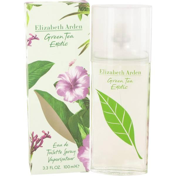 perfume Green Tea Exotic Perfume