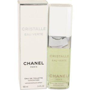 Cristalle Eau Verte Perfume, de Chanel · Perfume de Mujer