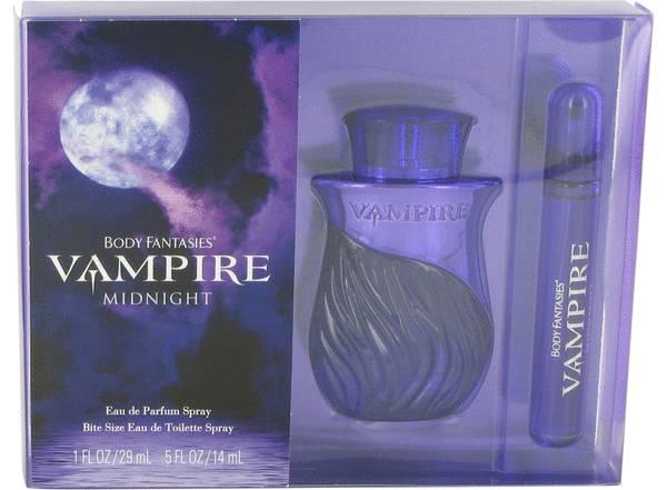 perfume Body Fantasies Vampire Midnight Perfume