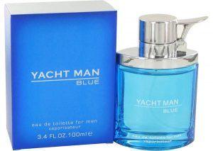 Yacht Man Blue Cologne, de Myrurgia · Perfume de Hombre