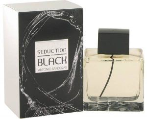 Seduction In Black Splash Cologne, de Antonio Banderas · Perfume de Hombre