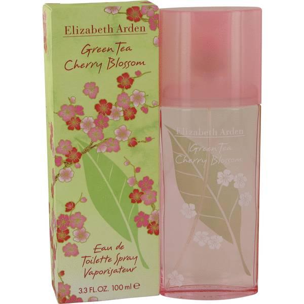 perfume Green Tea Cherry Blossom Perfume
