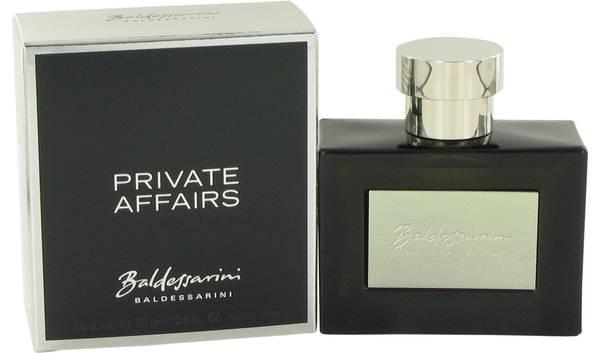 perfume Baldessarini Private Affairs Cologne