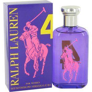 Big Pony Purple 4 Perfume, de Ralph Lauren · Perfume de Mujer