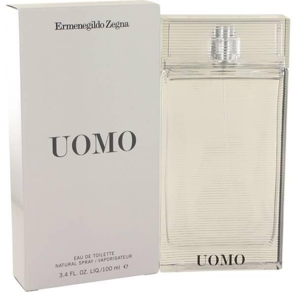 perfume Zegna Uomo Cologne