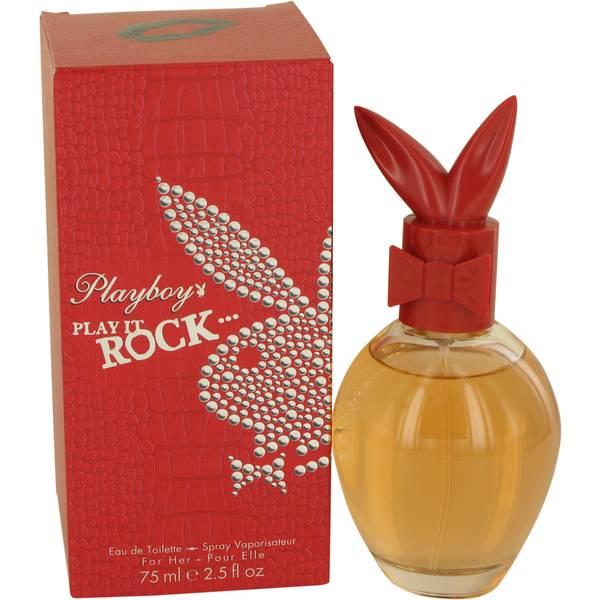 perfume Playboy Play It Rock Perfume