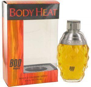 Bod Man Body Heat Sexy X2 Cologne, de Parfums De Coeur · Perfume de Hombre