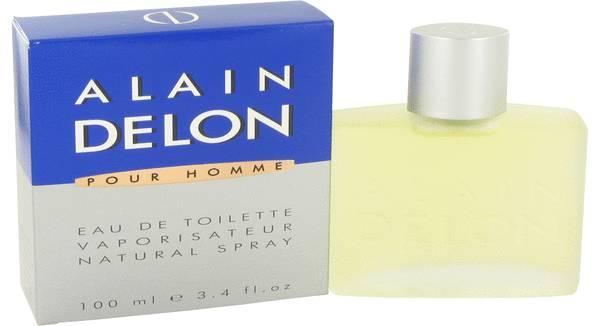 perfume Alain Delon Pour Homme Cologne