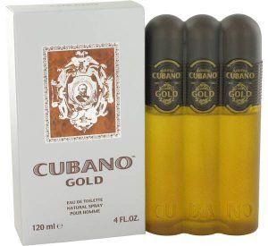 Cubano Gold Cologne, de Cubano · Perfume de Hombre