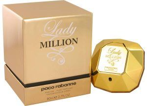 Lady Million Absolutely Gold Perfume, de Paco Rabanne · Perfume de Mujer