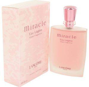 Miracle Eau Legere Sheer Perfume, de Lancome · Perfume de Mujer