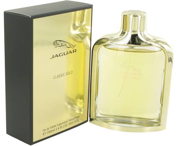 perfume Jaguar Classic Gold Cologne
