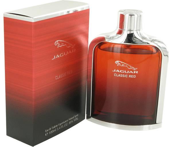 perfume Jaguar Classic Red Cologne