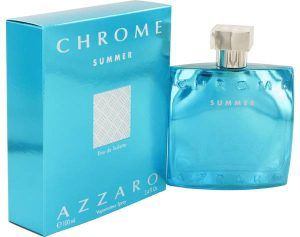 Chrome Summer Cologne, de Azzaro · Perfume de Hombre