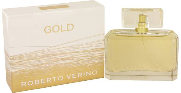 perfume Roberto Verino Gold Perfume