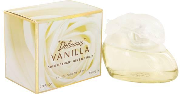 perfume Delicious Vanilla Perfume
