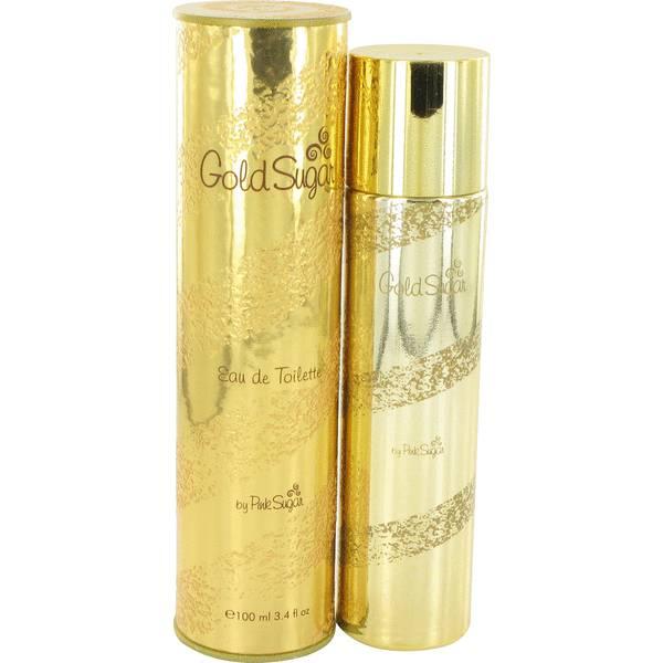 perfume Gold Sugar Perfume
