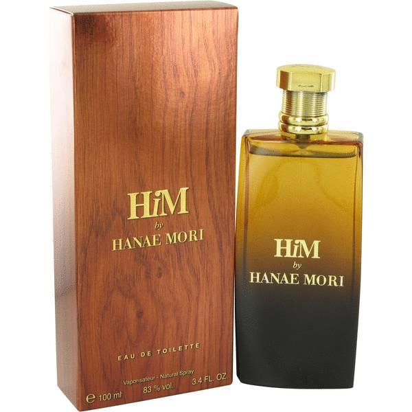 perfume Hanae Mori Him Cologne