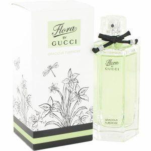 Flora Gracious Tuberose Perfume, de Gucci · Perfume de Mujer