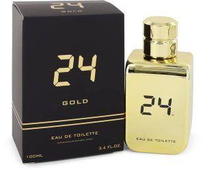 24 Gold The Fragrance Cologne, de ScentStory · Perfume de Hombre