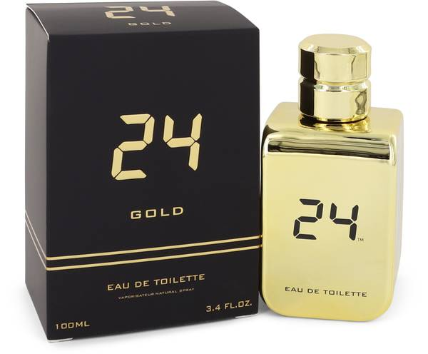 perfume 24 Gold The Fragrance Cologne