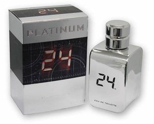 24 Platinum The Fragrance Cologne, de ScentStory · Perfume de Hombre
