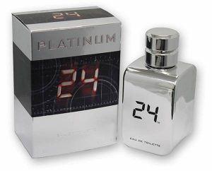 24 Platinum The Fragrance Cologne, de ScentStory · Perfume de Hombre