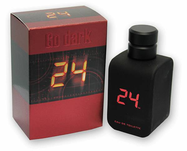 perfume 24 Go Dark The Fragrance Cologne