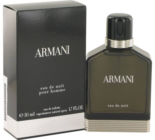 perfume Armani Eau De Nuit Cologne