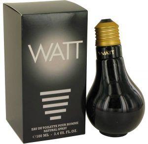 Watt Black Cologne, de Cofinluxe · Perfume de Hombre