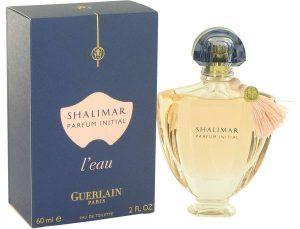 Shalimar Parfum Initial L'eau Perfume, de Guerlain · Perfume de Mujer