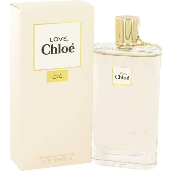 perfume Chloe Love Eau Florale Perfume