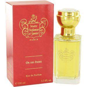 Or Des Indes Perfume, de Maitre Parfumeur et Gantier · Perfume de Mujer