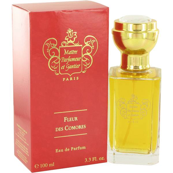 perfume Fleur Des Comores Perfume