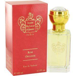 Rose Opulente Perfume, de Maitre Parfumeur et Gantier · Perfume de Mujer