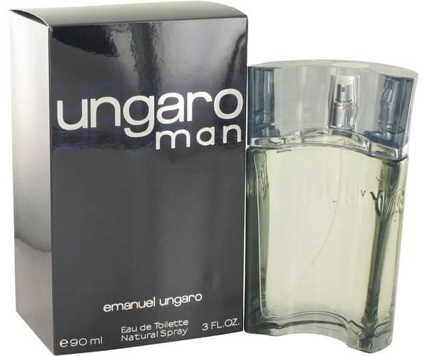 perfume Ungaro Man Cologne