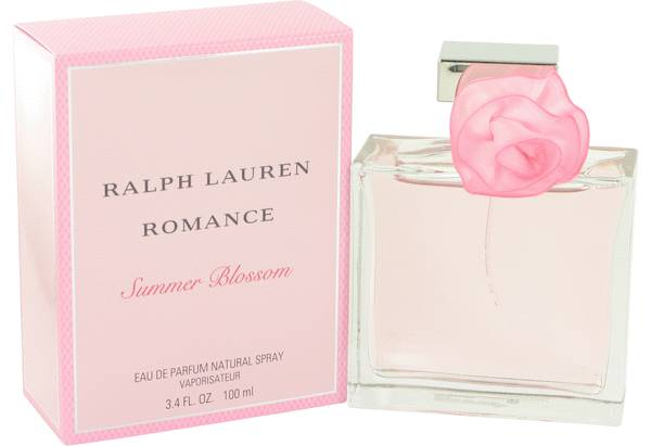 perfume Romance Summer Blossom Perfume