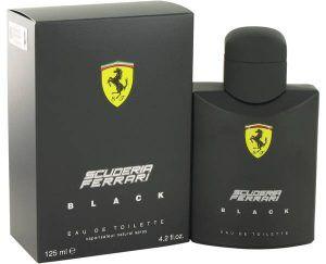 Ferrari Scuderia Black Cologne, de Ferrari · Perfume de Hombre