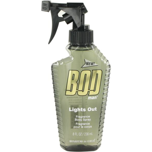 perfume Bod Man Lights Out Cologne