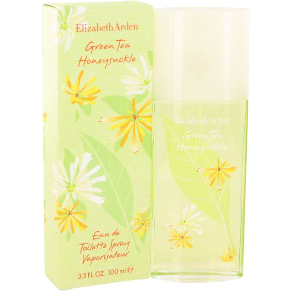 perfume Green Tea Honeysuckle Perfume