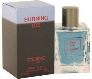 Burning Ice Cologne, de Iceberg · Perfume de Hombre