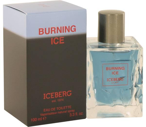 perfume Burning Ice Cologne