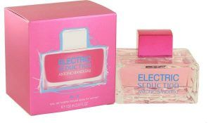 Electric Seduction Blue Perfume, de Antonio Banderas · Perfume de Mujer