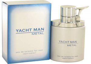 Yacht Man Metal Cologne, de Myrurgia · Perfume de Hombre