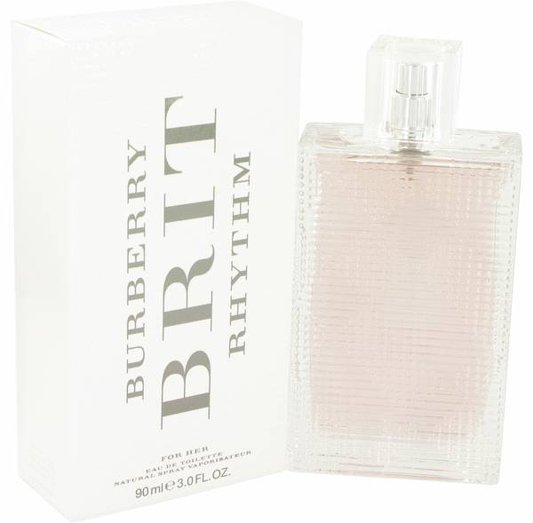 perfume Burberry Brit Rhythm Perfume