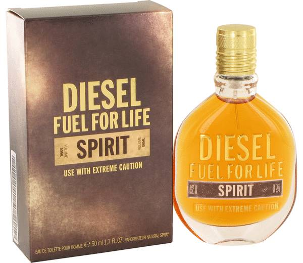 perfume Fuel For Life Spirit Cologne